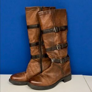 Miz Mooz Anthropologie boots Size 39